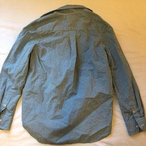 Chaps Shirts & Tops - Chaps plaid button down dress shirt
